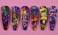 accessory children video - Children Accessories FNAF Hairpin Five Nights At Freddy s Hairclip Ornament Accessories BB Clamp Clip Children Hair Barrettes