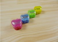 apple color manual - Cute pencil sharpener lovely apple pencil sharpener office school supplies color
