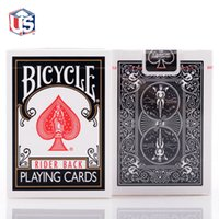 bicycle playing cards black - Bicycle Black Rider Back Deck Playing Cards Poker Casino Games Classic Magic Tricks