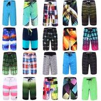 Wholesale Summer Style Men Beach Swimwear Short Surf Men Board Shorts maillot de bain Boardshorts Plus Size XXL BSZH708