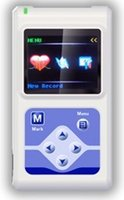 Wholesale Shipping from USA Hours Contec TLC5000 ECG EKG System Analysis Monitor with Software Channels USA leads Ambulatory ECG EKG Holter