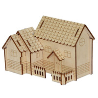 animal trinket box - 3D Wood Puzzle Wooden DIY Model Farm Forest House Building Money Bank Box Trinket Craft Toy Children Hot