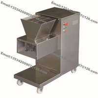 Wholesale 800KG H Stainless Steel mm mm Customized Blade v v Electric Commercial Fresh Meat Tenderizer Cutting Processing Machine