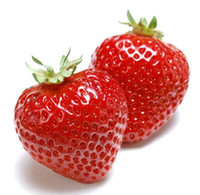 Cheap Red strawberry seeds fruit seeds four seasons potted plant fruit seeds garden pot plant free shipping