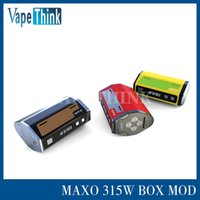battery powered quads - Original IJOY MAXO Quad Box Mod W Powered by Quad or Two Batteries Electronic Cigarettes Body Mods From Vapethink