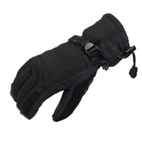 Wholesale New Brand Men s Ski Gloves Snowboard Gloves Snowmobile Motorcycle Riding Winter Gloves Windproof Waterproof Snow Gloves