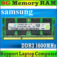 Wholesale High Quality Samsung Memory RAM PC3 g GB g GB DDR3 MHz FOR Laptop Notebook PC Compatible MHz PC3 S PROM5