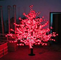 Wholesale 40W M LED Maple Tree Lights light led christmas tree lights led garden decoration light