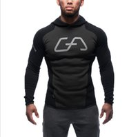 Wholesale New muscles brothers blazer running fitness gym clothes fashion brand jerseys men sweater coat of high quality