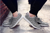 Cheap [with Box,Tag] Wholesale 2016 Yeezy 350 Boost Pirate Black Moonrock Turtle Dove Authentic Basketball Shoes 350 Boost Running Shoes Sneaker