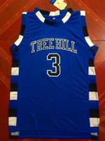 Wholesale Basketball Movie Jersey Men s One Tree Hill Movie Nathan Scott Embroidered Stitched Basketball Shirt Fashion Jersey
