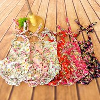 little girls clothing - Flower Set Children Suit Baby Romper Toddler piece Set For y y Girl The Little Baby Clothes Babys Clothing Hot Sale High Quality
