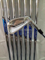 Wholesale Oem Golf clubs MP Irons set P with Rifle project X6 Steel shaft Right hand MP59 Golf irons