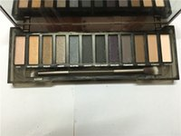 Wholesale Hot sale Makeup Eye Shadow color eyeshadow palette NUDE Smoky by epacket from prettygirl888