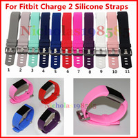 accessories wrist watches - Silicone Straps Bands Classic Fitness Replacement Accessories Wrist Band For Fitbit Charge Smart Watch VS Fitbit ALta Blaze Apple Watch