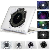 apple laptop camera - Camera LENS Clear Case For Apple Macbook Air Case Air Retina Laptop Bag For Mac Book Pro With retina