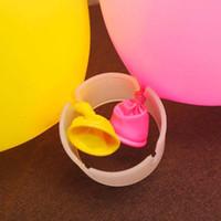 Wholesale 50pcs Balloon Decorative Decor Balloon Arch Folder Convenient Clip Multiple Accessories