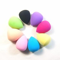Wholesale 3PCS New Women makeup Sponge Cosmetic Puff Foundation beauty tools Smooth sponge to make up Powder Puff make up blender