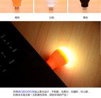 Wholesale 10 Portable Mini USB LED Light Lamp Bulb For Computer Laptop PC Desk Reading Hot New