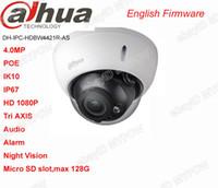 axis outdoor ip camera - DaHua HDBW4421R AS HD MP Micro SD G Alarm Audio Tri AXIS Dome IP Camera POE