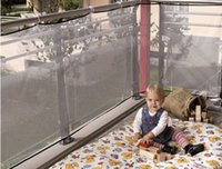 Wholesale Kid Safe Deck Guard Safety Net Railnet for Balcony Stairway and Patios ft L x ft H