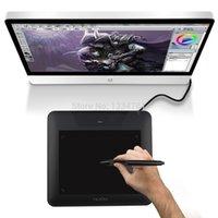 Wholesale Huion x Inches LPI PRS Pen Sensitivity Graphics Drawing Pen Tablet Battery Pen Compatible With Windows Mac S