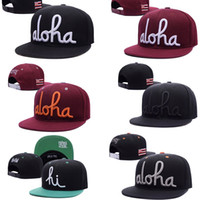 Wholesale 2016 Hot sale Ghostbusters Character Snapbcks Hat Adjustable Aloha Army Snapbacks Sport Hats for Man Woman Ball Caps Fashion HIP HOP CAP