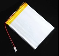 battery for android tablet - 3 V MAH Polymer lithium ion Battery For Android Tablet PC Q88 PBB010