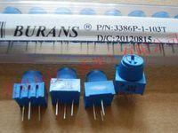 Wholesale P TLF TRIMMER K OHM W PC PIN Trimpot potentiometer K with Knob