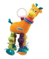 Wholesale Lamaze Play Grow Stretch the Giraffe Features That Capture Baby s Imagination Attention Sense ZD051B