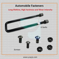 automotive bolts - Different Types Heavy Truck Centre Bolts in Auto Parts Automotive Screws Fasteners Manufacturer