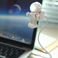 astronaut book - Gravity Cute USB Night Light Novelty Astronaut Spaceman Light LED Emergency Desk Lamp Keyboard Book Reading For Computer PC Laptop