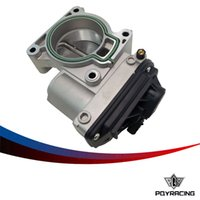 Wholesale PQY RACING Electronic Throttle Body VP4M5U9E927DC M5GFA L case for FORD Mondeo PQY6701