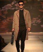 Wholesale cashmere overcoat