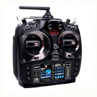 Wholesale Graupner The Most Versatile Radio MZ Channel G HZ HoTT Color TFT Transmitter Remote Control For Airplane