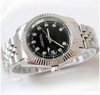 Wholesale 2016 Rotating ring watch mens watches top logo brand luxury Automatic Date reloj hombre Fashion Quartz Wristwatch relogio masculino feminino
