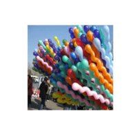 balloon halloween costumes - 50Pcs Colors Giant Latex Rubber Helium Spiral Balloons Wedding Birthday Party party plus halloween costumes rubber agent