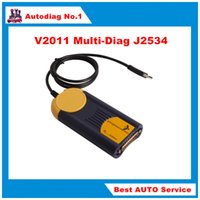 access offers - High Quality Multi Diag Access J2534 Pass Thru OBD2 Device V2011 Diagnosis For The Different Menus On Offer