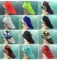 Wholesale New Presto Running Shoes Men Women Air Sneakers High Quality Original Discount White High Cut Sports Shoes Size