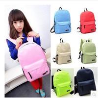 Wholesale eastpack school bag mochilas east pack backpacks for teenager candy color pretty backpack for kids ruchsack shoulder bags