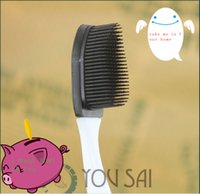 Wholesale Bamboo charcoal and nanometer fuzz soft toothbrush imported from Japan with a head more NO S112