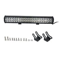 auto car light used - 1 W Spot K CREE LED Double lines work light Bar DIY used in Car Boat Auto headlight JTCL210 ly
