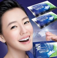 Cheap Teeth Whitening Strips 360 Degree New Advanced Teeth Whitening White Strips Bleaching Professional Dental Teeth Whitening Kit invalid refund