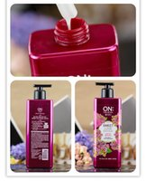 Wholesale LG ON THE BODYPerfume Shower Gels moisturizing silky moisturizing whitening body care whitening lotion lasting fragrance skin care