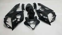 Wholesale Motorcycle Fairing kit for SUZUKI GSXR1000 GSX R Injection mold GSXR K5 Matte gloss black Fairings set SD35