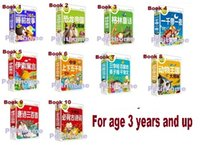 Wholesale Chinese Mandarin Story Book Classic Reading China Cultures Learning Pinyin Pin Yin Book Lovely Cartoon For Kids Age and up Book