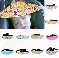 baby head protector - The Baby Safe Fixed Belt Sleep Positioner Infants And Baby Head Support Safety Belt Protector Seat Belt Positioner QQA84