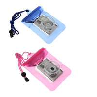 Wholesale Digital Camera Underwater Housing Case Waterproof Pouch for Swimming Diving Camping Universal Camera Water resistant Dry Bag