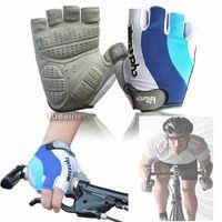 Wholesale Cycling Bike Bicycle MTB Motorcycle Racing Sports Full Finger Gel Gloves