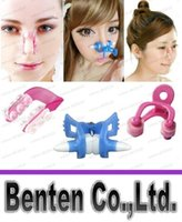 Wholesale Holesale Nose Up Clip Bridge Lifting Shaping Shaper Clipper Straightening Face Nose Beauty tool LLFA